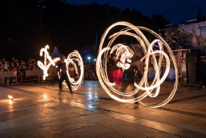 Firewinds Festivalul Luminii