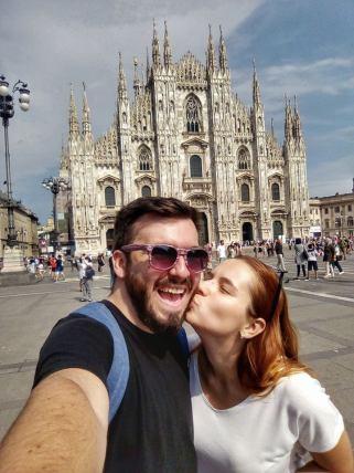 Milano Dom - Andreea Tudor