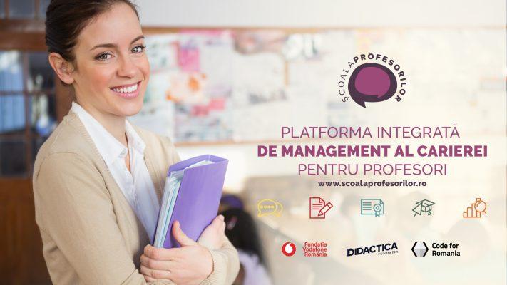 www.scoalaprofesorilor.ro