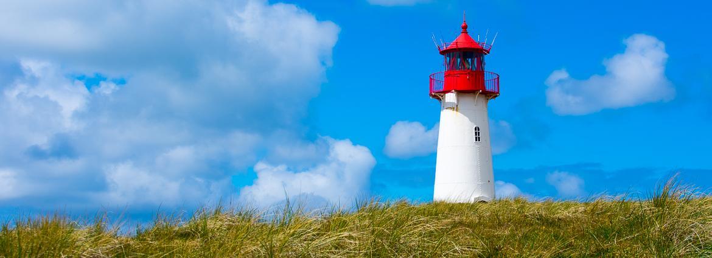 Sylt Urlaub Leuchtturm