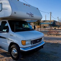 США: Нью-Мексико - Колорадо на RV. Часть 1