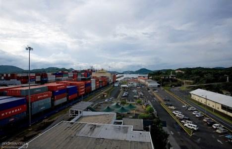Панамский канал открыли для перевозок 15 августа 1914-го года.