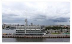 Здание Морского вокзала.