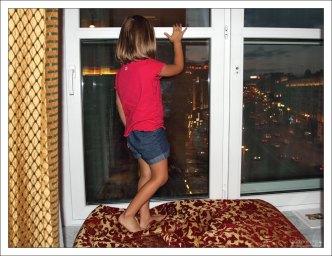 Саша в гостинице «Националь».
