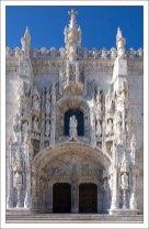 Богато украшенный Южный портал церкви Св. Марии.
