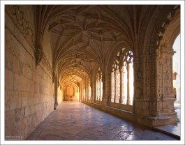 Внутри Монастыря Жеронимуш.