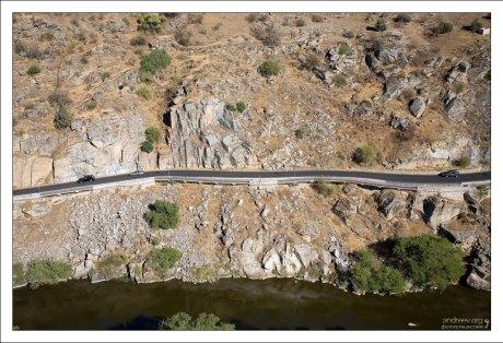 Круговая дорога Ronda de Toledo.