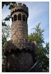 Башня Регалейра в одноименном парке.