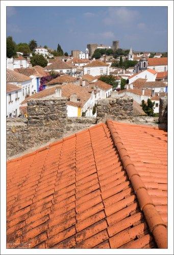 Терракотовые крыши.