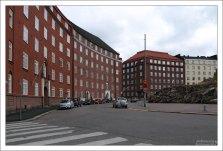 Тёёлё - один из центральных районов Хельсинки.