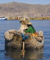 Не все индейцы живут на островах постоянно.