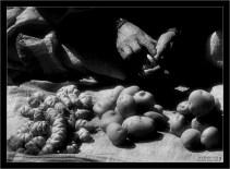 Картошка и кислица.