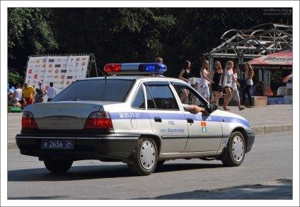 Волгоградская полиция.