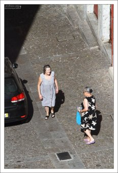 Португальские бабушки.
