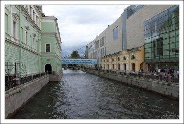 Открытие новой сцены Мариинского театра.