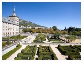 Сад Фрайлес (исп. Jardin de los Frailes), где монахи отдыхали после своих трудов.