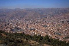 Куско был столицей Великой империи Инков, она же - Империя четырех сторон света.