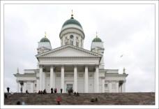 Собор Святого Николая на Сенатской площади.