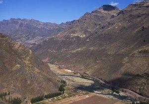 Урубамба - река протекающая по центральной части Перу. Священная долина Инков.