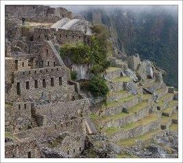 Испанские конкистадоры так и не добрались до Мачу-Пикчу.