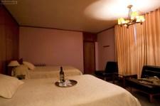"""Номер в гостинице """"Vegas"""" в Сантьяго."""