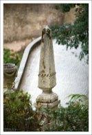 Обелиск с тайными символами. Парк Кинта да Регалейра.