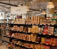 """Сахар на любой вкус в супермаркете """"La Grande Epicerie""""."""