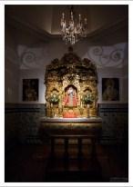 Chapel of the Virgen de la Caridad - часовня, где тореро молятся перед выходом на арену.