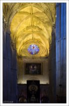 Altar de Plata (Серебряный алтарь). Севильский собор.