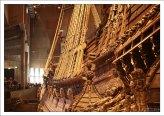 При строительстве «Васе» было присвоено звание «королевского корабля», что подчёркивало его особый статус.