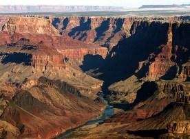 Гранд каньон. Вид с Yvapai Point. Grand Canyon National Park.