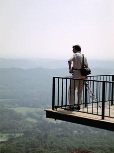 Обзорный мостик для смелых.