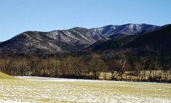 Cades Cove, Great Smoky Mountains.