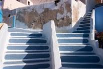 Лестницы-близнецы.