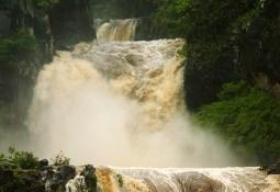 Мощь стихии. Водопады 'Ohe'o Gulch.