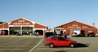 Безопасная зона отдыха с винным магазином :) Нью-Хэмпшир, по пути в Вермонт.