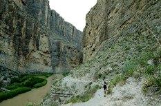 Исследуя каньон Св.Елены.