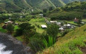 Деревня Kahakuloa.