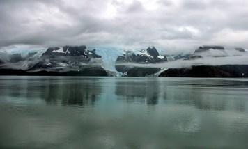 Спокойные воды северо-западной лагуны.