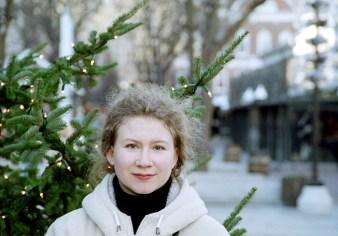 Рождество в Бостоне. Декабрь, 2001 год.