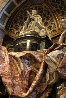 Монумент Папе Александру VII Бернини.