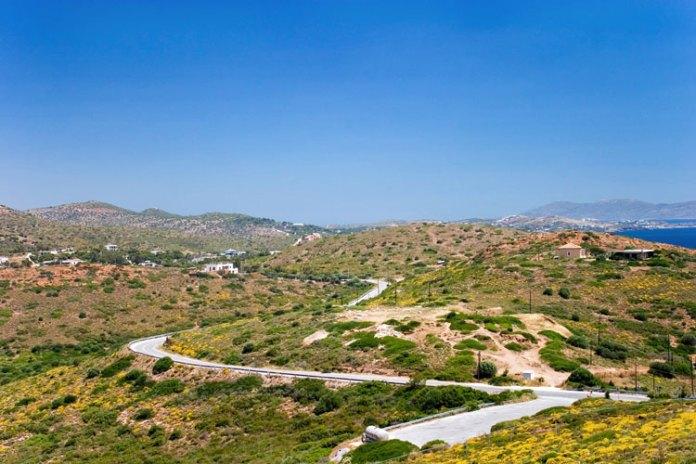 Извилистый путь в Афины.