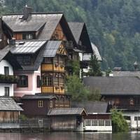 Австрия: Халльштатт - город под копирку