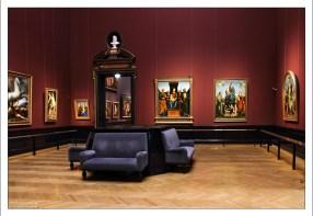 Уютный Музей истории искусств.