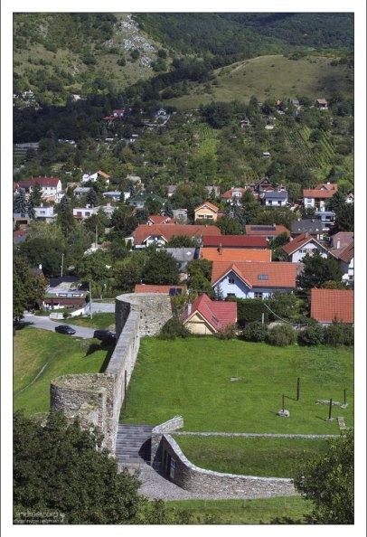 Сельский Devin – пригород Братиславы.