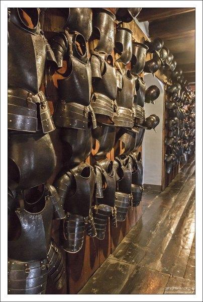Кирасы для тяжелой кавалерии.
