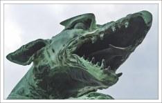 Кровожадный дракон.