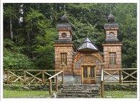 Русская часовня (Ruska kapelica) воздвигнута на месте, где было найдено последнее тело военнопленного после схода лавины.