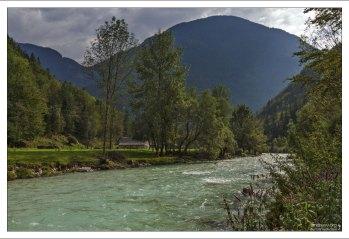 Долина реки Соча.