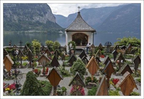 Халльштаттское кладбище.